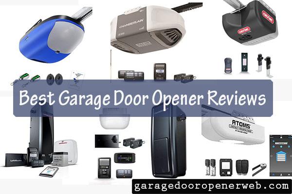 best garage door opener reviews consumer ratings and reports