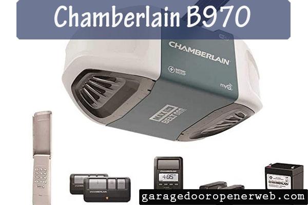 Chamberlain B970 Review