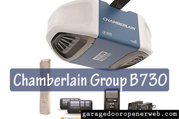 Chamberlain Group B730 Review