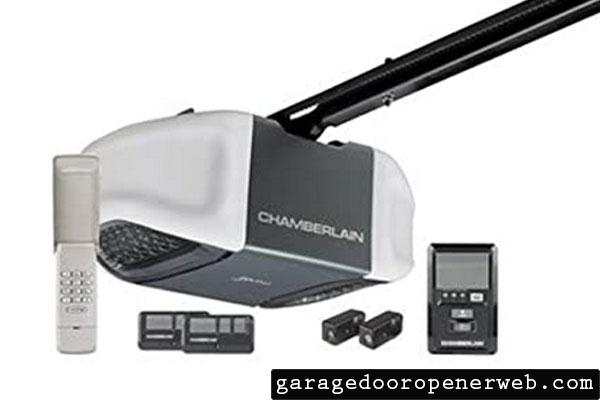 Chamberlain Wd832Kev Garage Door Opener