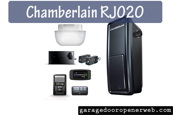 Chamberlain RJO20 Review